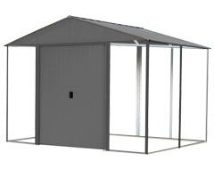 Ironwood Shed Kit Silo