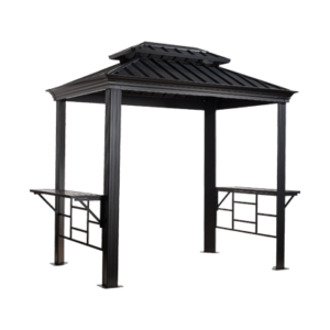 BBQ Messina Grill Gazebo